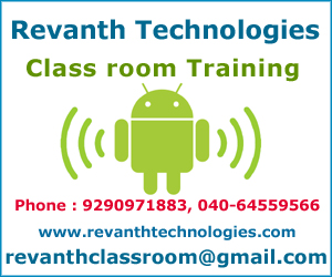 Android Training Institute in Hyderabad