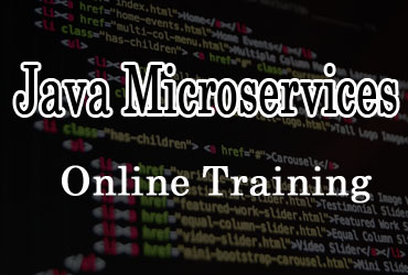 Java Microservices online training in Hyderabad India