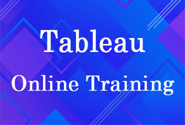 Tableau Online Training in Hyderabad India