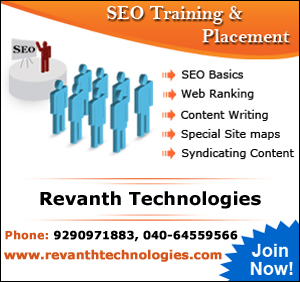 SEO Training Institute in Hyderabad