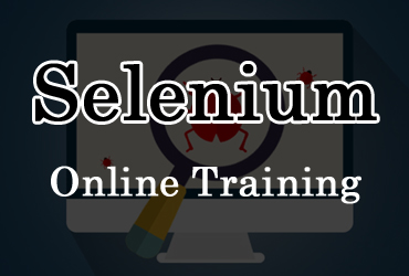 Selenium online training in Hyderabad India