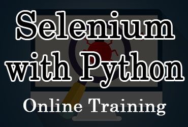 Selenium with Python online training in Hyderabad India