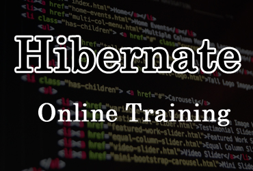hibernate online training in Hyderabad India
