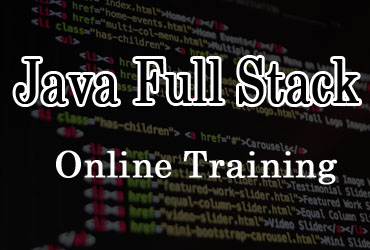 Java Full Stack online training in Hyderabad India