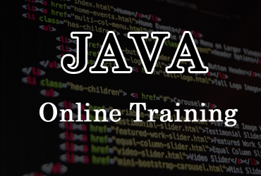 Java Online Training in Hyderabad India